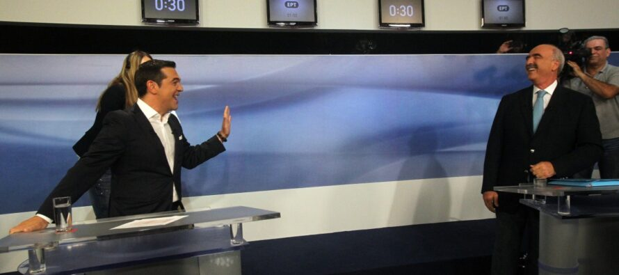 Tsipras: «No alla grande coalizione»