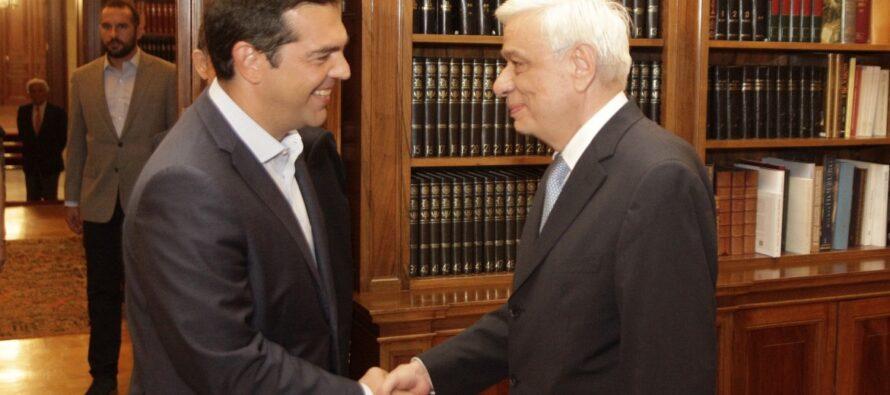 Il giuramento di Tsipras