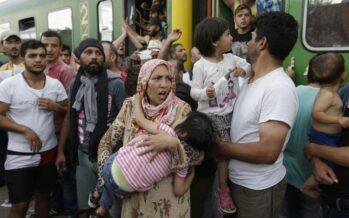 A Budapest la rivolta dei rifugiati