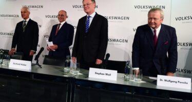 Prime liste di auto truccate 3,3 milioni di Audi e Skoda nuovo crollo del titolo Vw