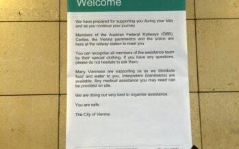 """La sfida di Copenaghen chiuse strade e ferrovie """"Stop ai profughi"""""""