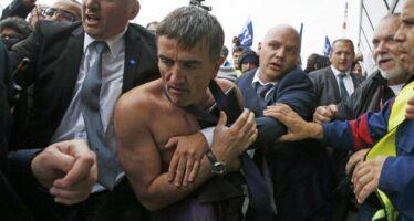 Air France, «Révolution» contro imanager