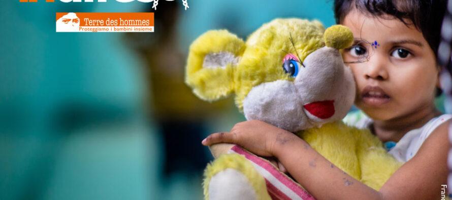 Bangladesh.Le bambine liberate