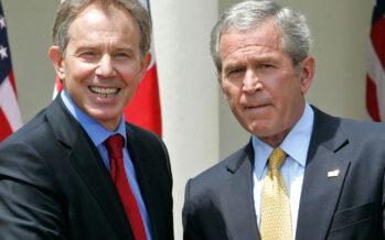 """La svolta di Tony Blair sull'Iraq """"Io e Bush abbiamo sbagliato"""""""