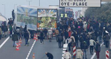 Giungla di Calais, in attesa della nuova evacuazione