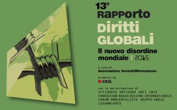 Rapporto Diritti Globali 2015: il 17 novembre la presentazione