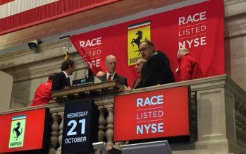 Wall Street saluta Ferrari il titolo scatta a 60 dollari poi chiude a +5,77% 860 milioni per Fca