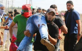 Strage aGaza, soldati israeliani uccidono sette giovani palestinesi