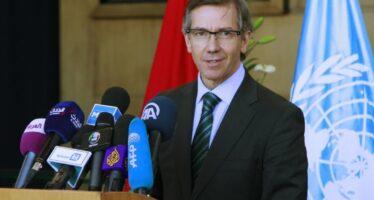 Colpo di coda di León sulla Libia ma l'«intesa» èsolo sullacarta