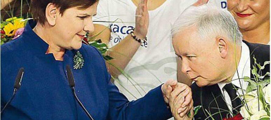 La Polonia cambia: trionfa la destra anti Ue
