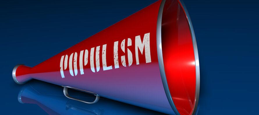 IL declino dei neoliberisti lascia spazio ai populismi