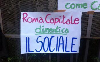 Inclusione e superamento dei campi Rom.Giunta Raggi, stesse politiche