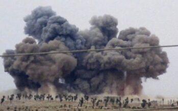 Siria. Stragi Usa con 35 morti in due giorni