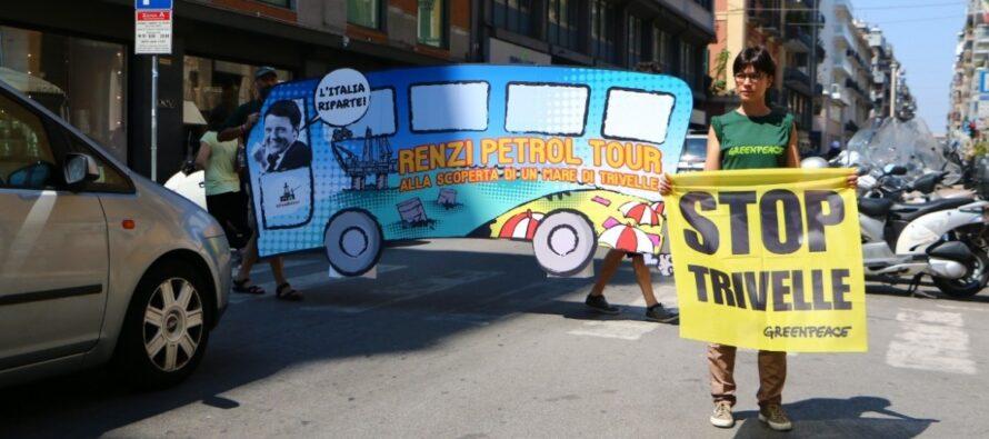 Trivelle in Sicilia, la Regione dà il via libera alla Panther Oil texana