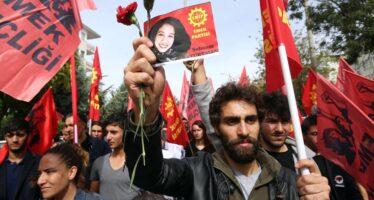 """""""La nostra gente non arrivava ai seggiHanno fatto di tutto per fermare i curdi """""""