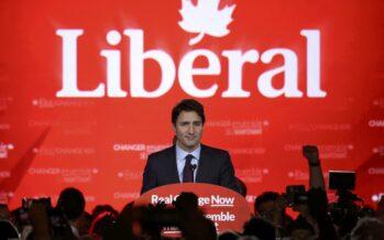 Trudeau comincia bene in Canada: «Stop ai nostri raidaerei»