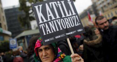 In Turchia via icapi di Servizi epolizia