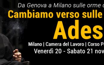 Droghe, la Carta di Milano per la riforma