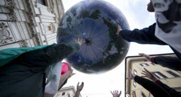 G7 di Taormina, navigazione a vista e senza sonar