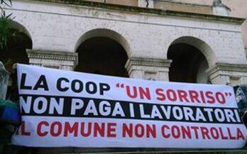 Operatori sociali aRoma: «Noi non lavoriamo gratis»