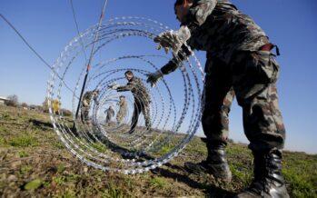 """Un muro al Brennero per fermare i rifugiati """"Pronto fra tre mesi"""""""