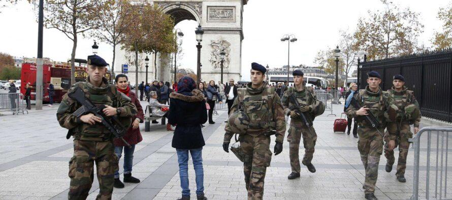 Il sacrificio della Francia