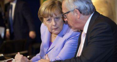 L'Europa getta la maschera
