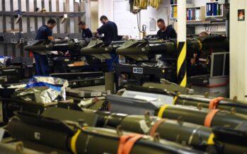 Spesa militare. Le catene di «ancoraggio» agli Usa