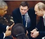 Obama e Putin al G20 in Turchia