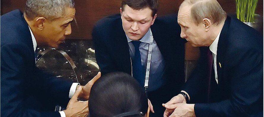 """Un patto tra Obama e Putin """"Ora spazzeremo via l'Is"""" I caccia francesi in Siria guidati dall'intelligence Usa"""