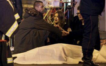 Ecatombe aParigi, più di 140 morti in diversi attentati
