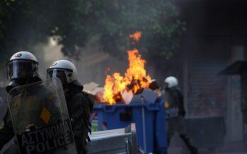 Grecia. Sciopero anti austerity, proteste escontri