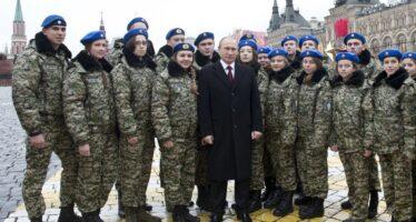 «Nuove armi contro lo scudo », Putin risponde aUsa eNato