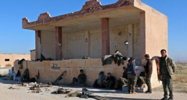 I raid non impensieriscono l'Isis