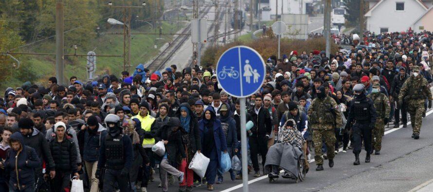 """Vienna: """"Sospenderemo Schengen """""""