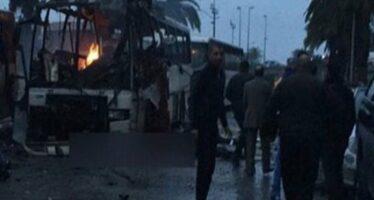 Strage a Tunisi, uccisi 12 agenti