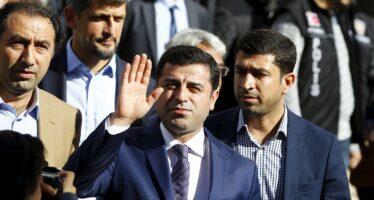 Il leader dell'Hdp Demirtas scampato ad un attentato