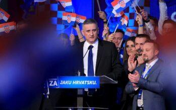 Elezioni in Croazia, vince il centrodestra ma vota solo il 60% dei cittadini