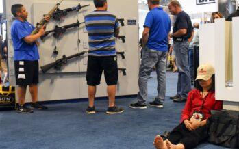 Armi, mercato in continua espansione, in particolare conObama