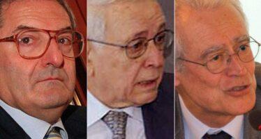 Eletti i tre nuovi giudici dopo trentadue scrutini il Pd scarica Forza Italia accordo con i grillini