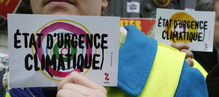 Una petizione ecologista sfida lo Stato francese sul clima, è l'«Affaire du siècle»