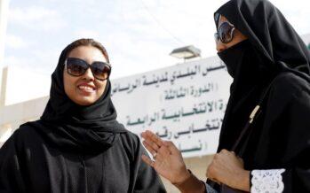 Per le donne in Arabia Saudita la mezzaluna èancora lontana