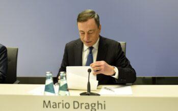 Bce, idati gufano contro Renzi: poco lavoro dalla ripresa
