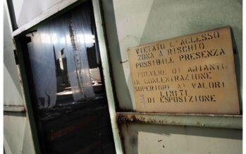 L'Italia èpiena di amianto