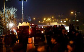 Bomba nel metrò, terrore a Istanbul