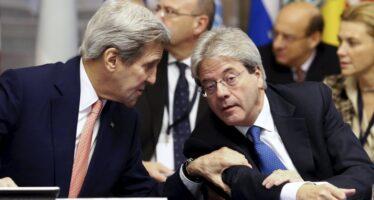 L'intesa con gli Usa dopo Parigi per fermare il contagio in Libia