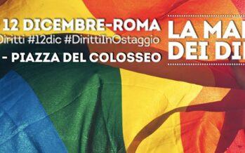 Laicità ematrimoni per tutti: domani la marcia dei diritti aRoma