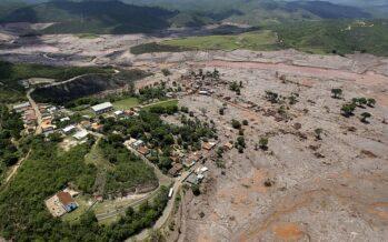 Il fango tossico fa strage in Brasile