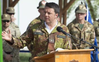 «Signorsì» agli Usa: altri 100 soldati italiani in Afghanistan
