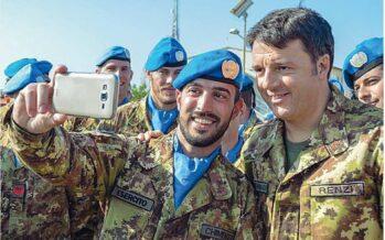 Iraq, più soldati italiani: saranno mille